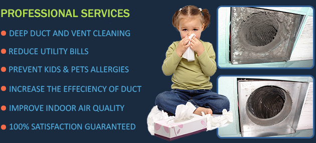 Houston TX Air Duct Cleaners